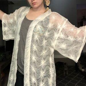 Kimono/cover up